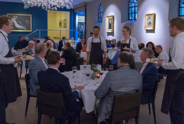 Rabobank Drechtsteden neemt voor 1 dag Art & Dining over